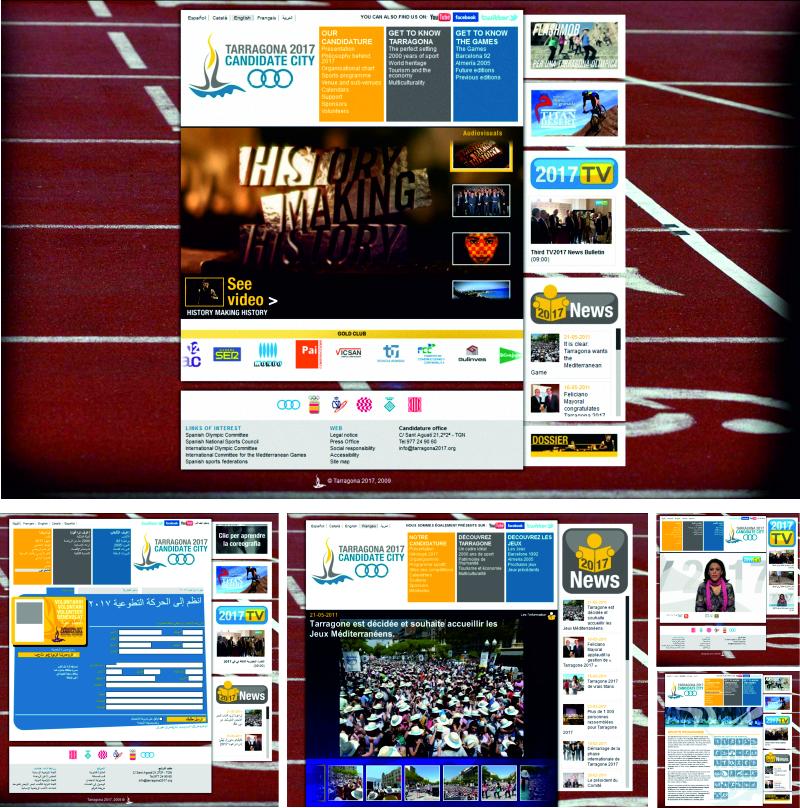 Web site desarrollado por Evolutt Studio