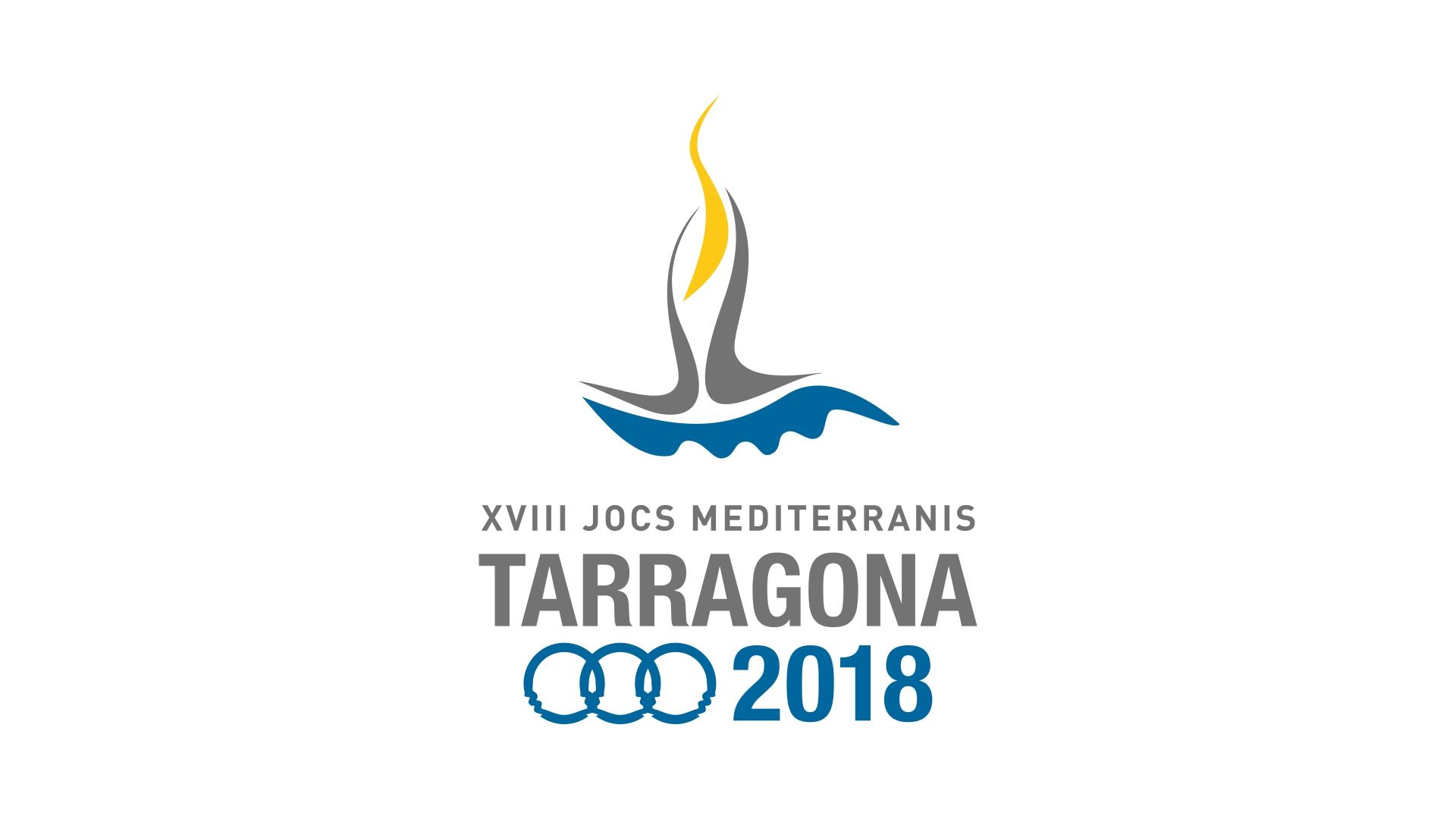 logo tarragona 2018 Kico Uribe Evolutt Studio